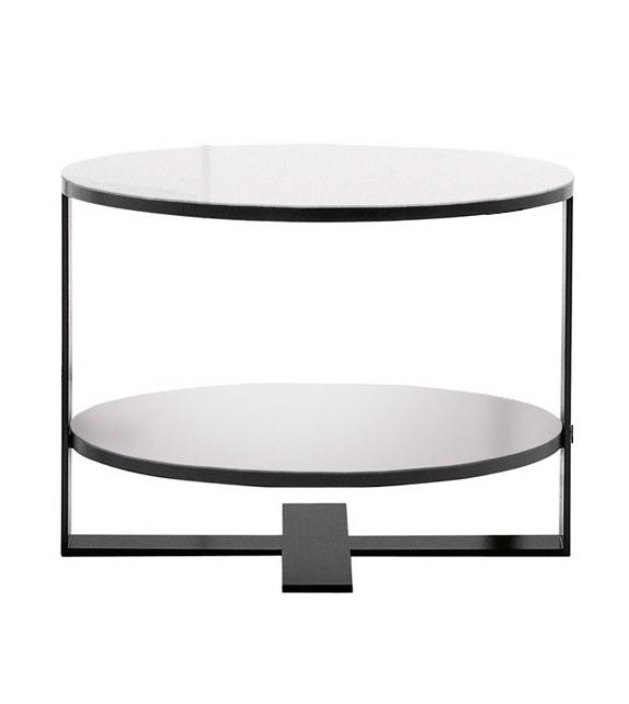 B b italia vendre en ligne 3 milia shop - Table basse deux plateaux ...