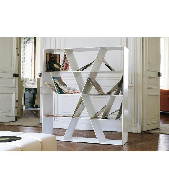 Shelf X Bibliothèque B&B Italia