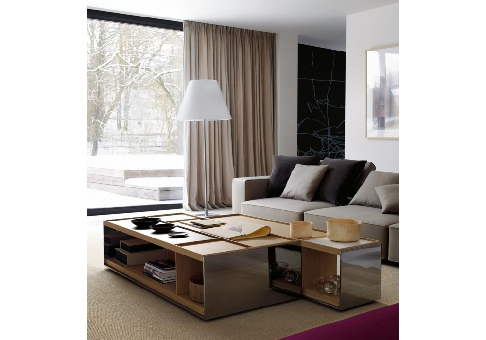 surface couchtisch b b italia milia shop. Black Bedroom Furniture Sets. Home Design Ideas