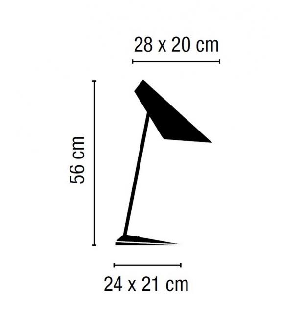 I.Cono Table Lamp Vibia