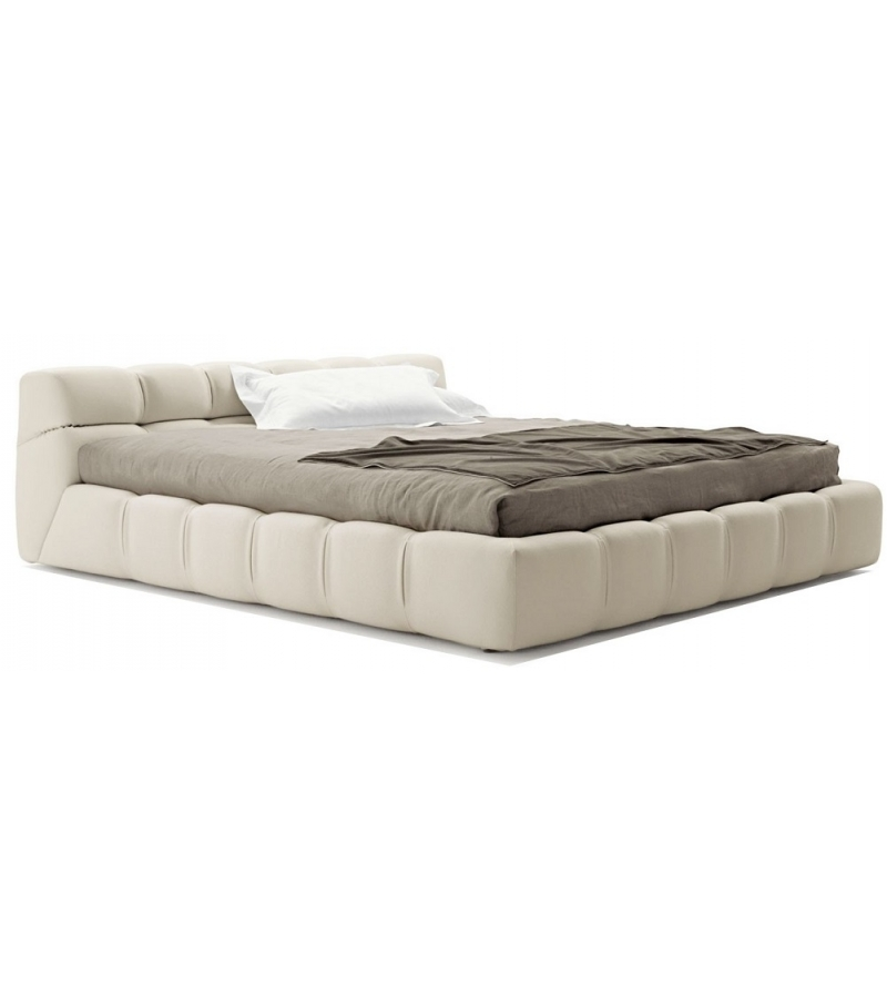 Tufty bed b b italia milia shop for Bb itala