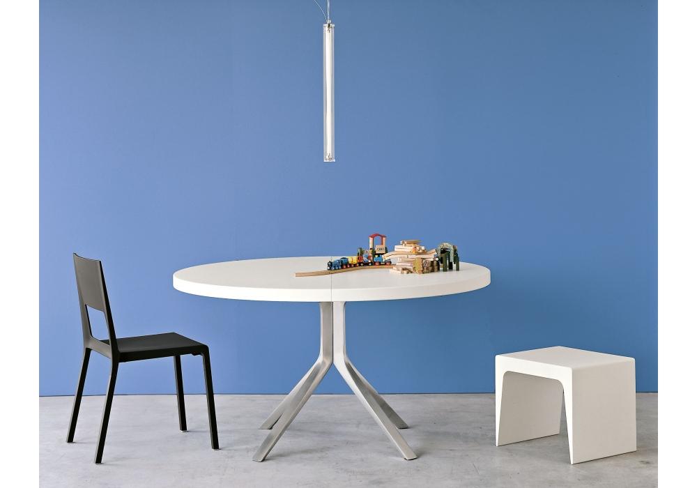 Oops fixed table kristalia milia shop for Table kristalia