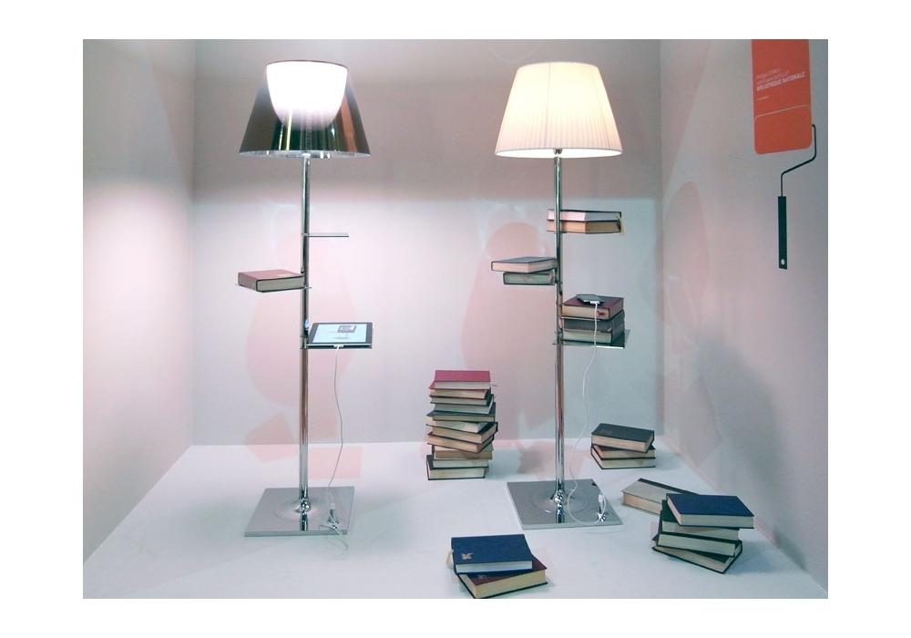bibliotheque nationale lampadaire flos milia shop. Black Bedroom Furniture Sets. Home Design Ideas