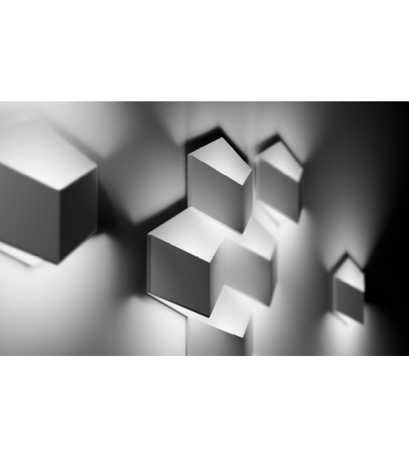 Fold Surface 2 LED Wall Lamp Vibia