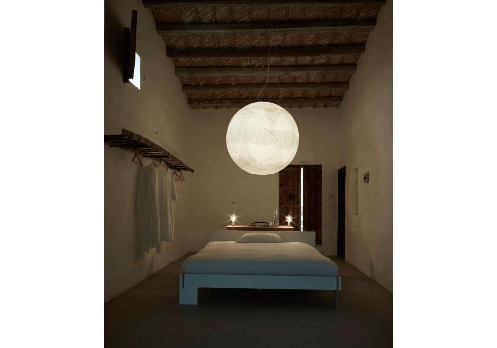 Moon Suspension Lamp Davide Groppi Milia Shop