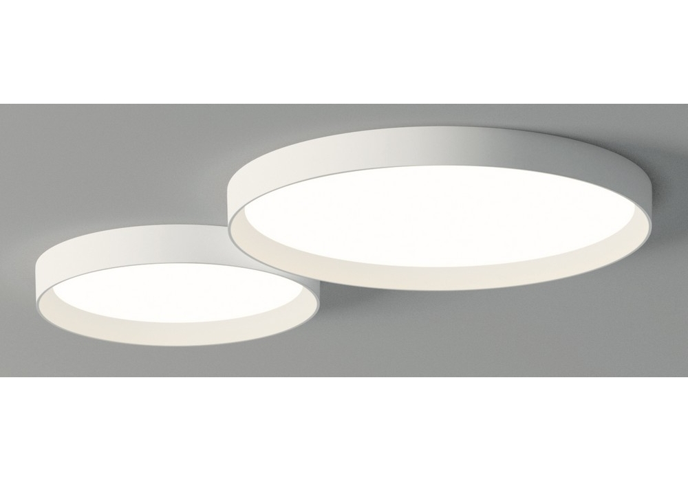 Plafoniere Da Interno A Soffitto : Up lampada da soffitto doppia vibia milia shop
