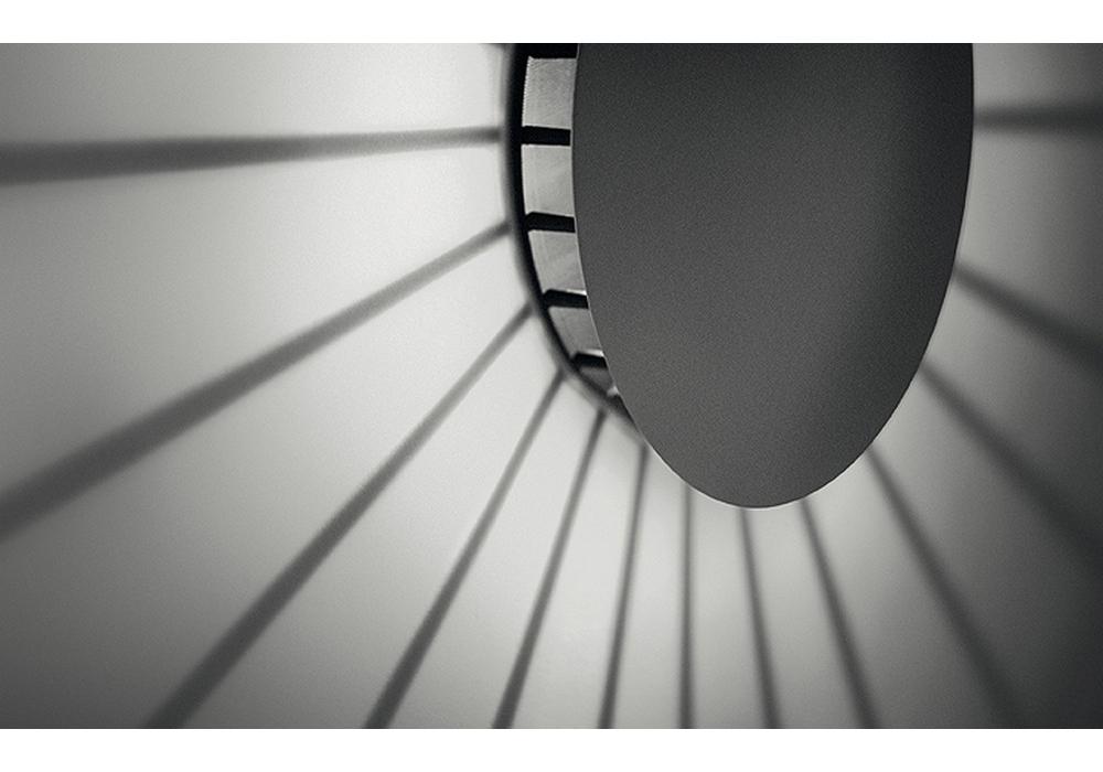 Meridiano lampada da parete da esterno vibia milia shop - Lampada da esterno a parete ...