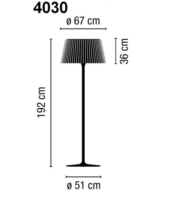 Plis Outdoor Lampe D'Extérieure Vibia