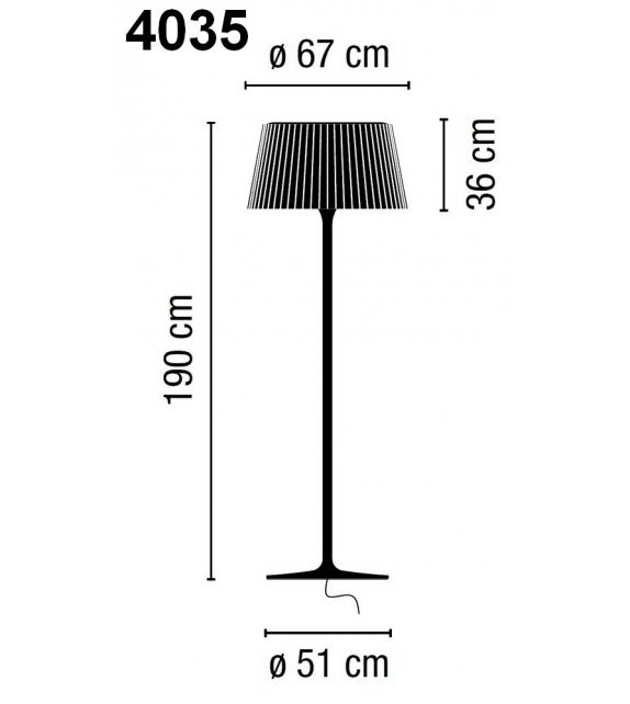 Plis Outdoor Lamp Vibia