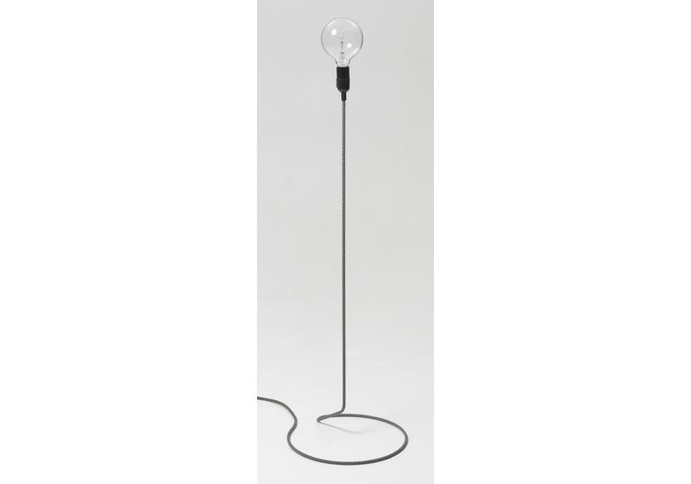 Cord lamp lampada da terra design house stockholm milia shop - Lampada da terra design ...