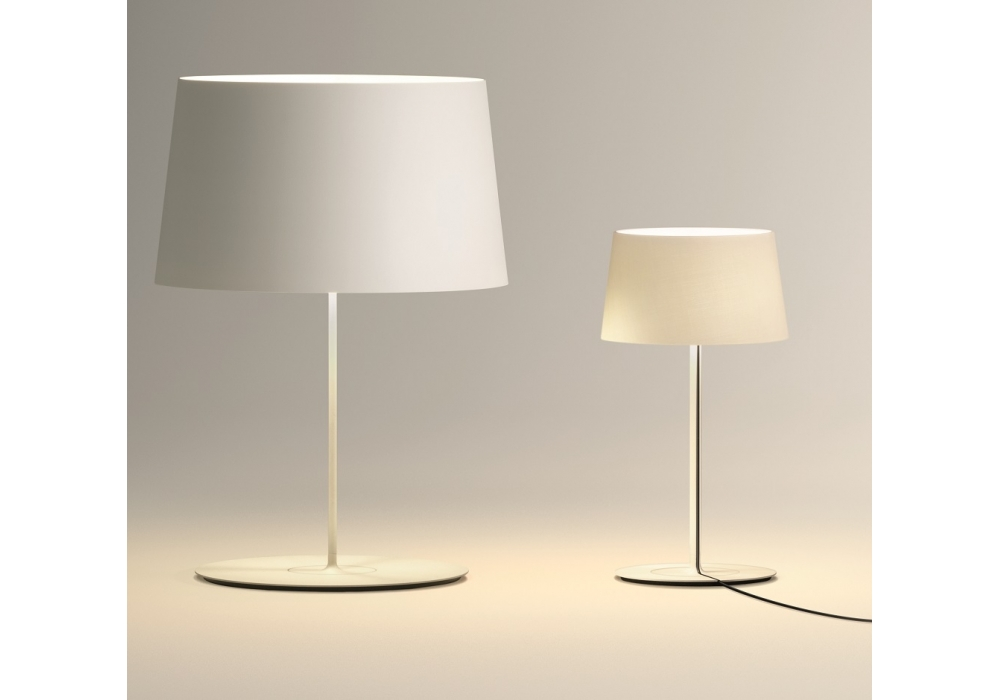 Warm screen mini table lamp vibia milia shop warm screen mini table lamp vibia aloadofball Image collections
