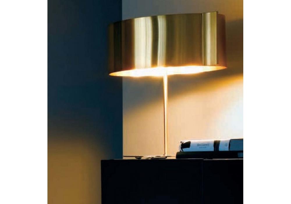 Lampada Scrivania Viola : Lampada da tavolo oluce powrgard
