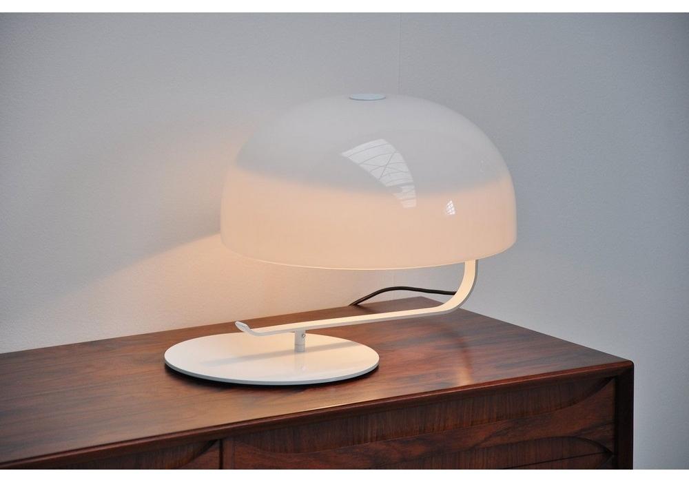 Zanuso lampada da tavolo oluce milia shop - Lampade da tavolo in plexiglass ...