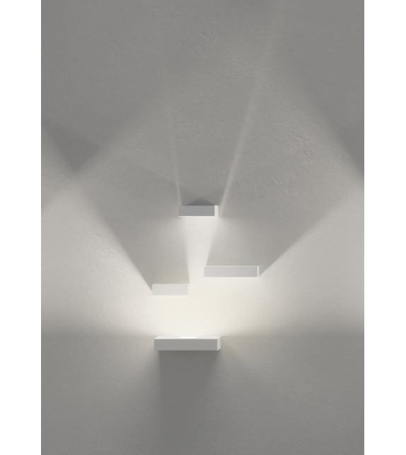 Set Wall Lamp With 4 Modules Vibia