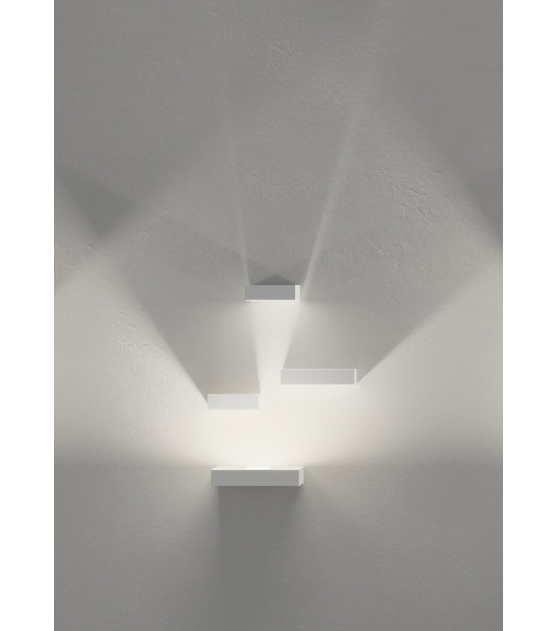 Set Wall Lamp With 4 Modules Vibia - Milia Shop