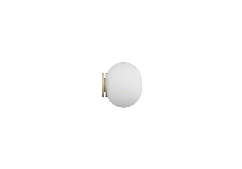 Mini Glo Ball C W Lampada Per Specchio Flos Milia Shop