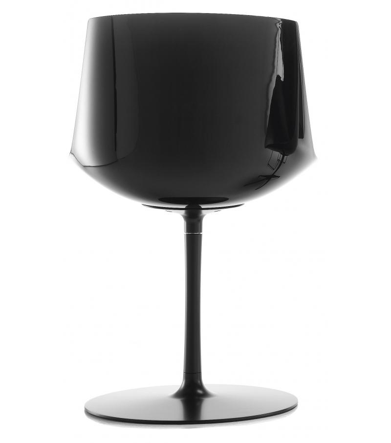 Flow Chair Sedia su Stelo MDF Italia