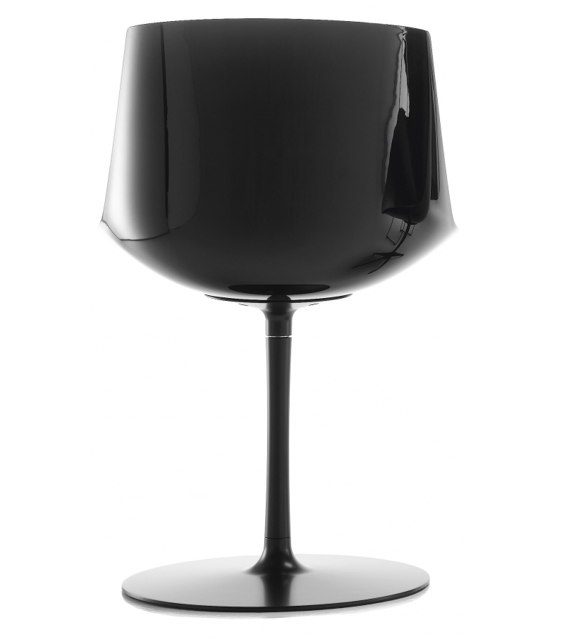 Flow Chair Silla con Pata Central MDF Italia