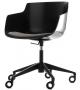 Flow Slim Chaise 5 Branches Avec Roulettes MDF Italia