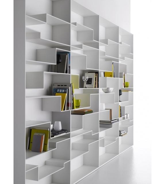 Melody MDF Italia Bookcase