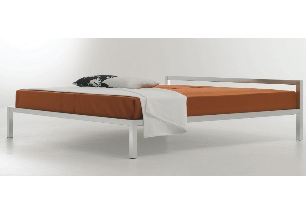 Aluminium Bed MDF Italia Milia Shop