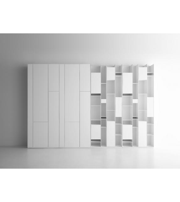 Random Cabinet MDF Italia Storage Unit