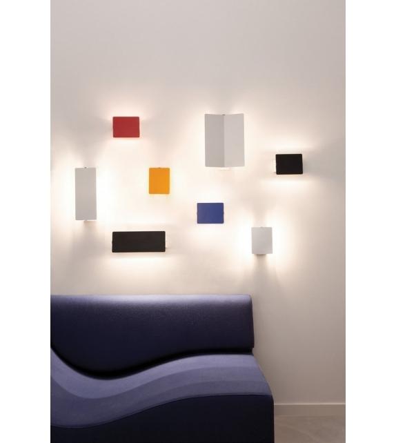 Applique à Volet Pivotant LED Lámpara De Pared Nemo