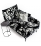 Sister Ray Diesel with Moroso Chaise Longue