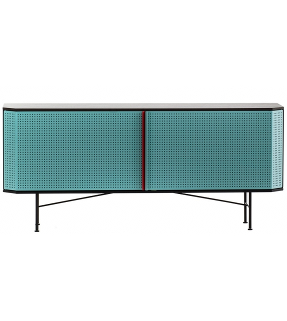 Perf Diesel with Moroso Credenza