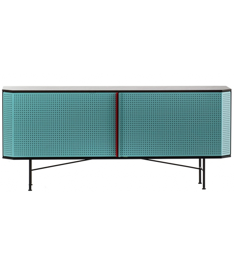 Perf Credenza Diesel with Moroso