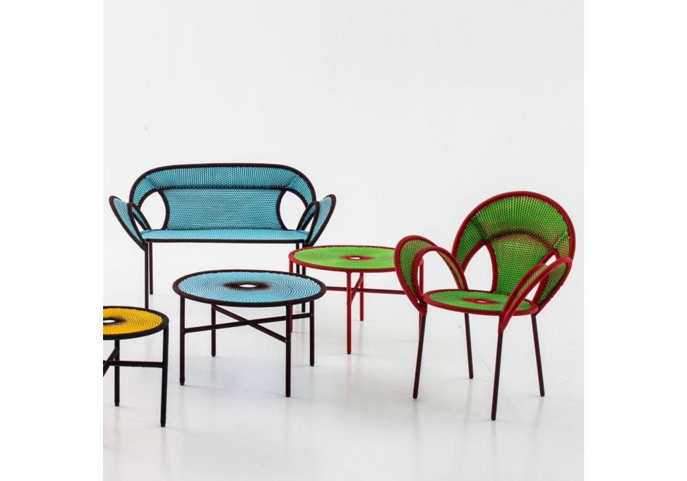 Banjooli Chair Moroso