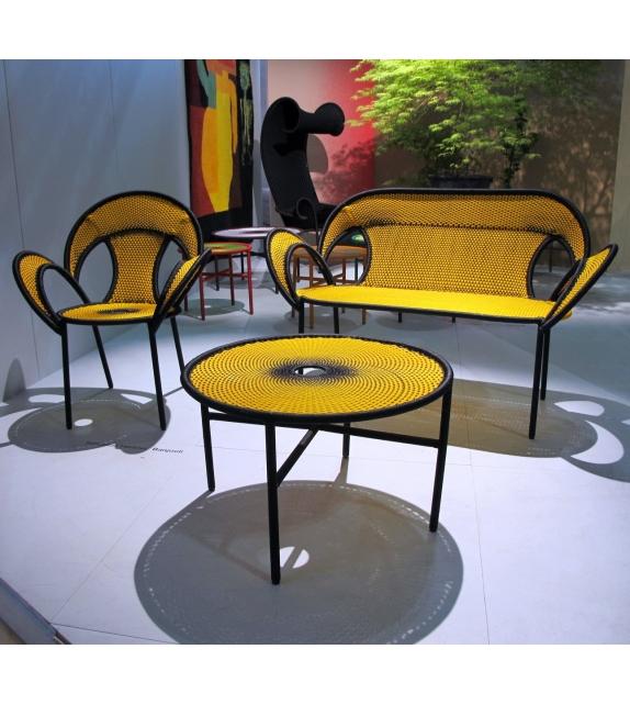 Banjooli Table Basse Moroso Milia Shop