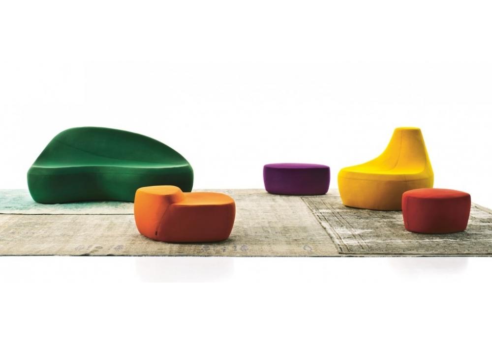 saruyama island sofa klein moroso milia shop. Black Bedroom Furniture Sets. Home Design Ideas