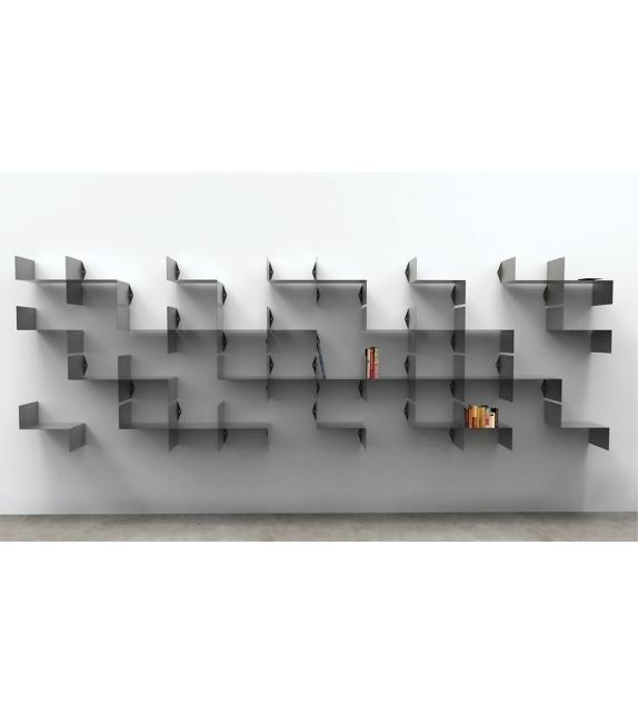 Z-Shelf Bookcase Moroso