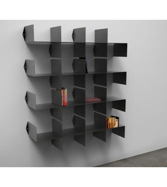 Z-Shelf Bibliothèque Moroso