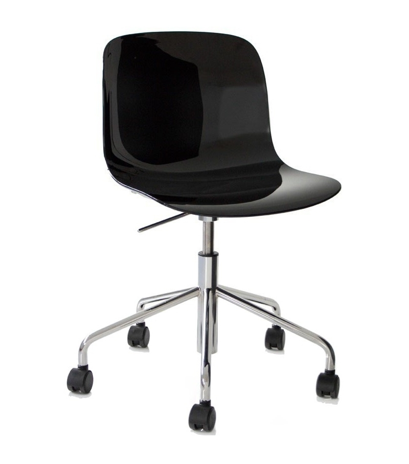 Troy chair magis swivel chair on 5 wheels milia shop for Magis chair