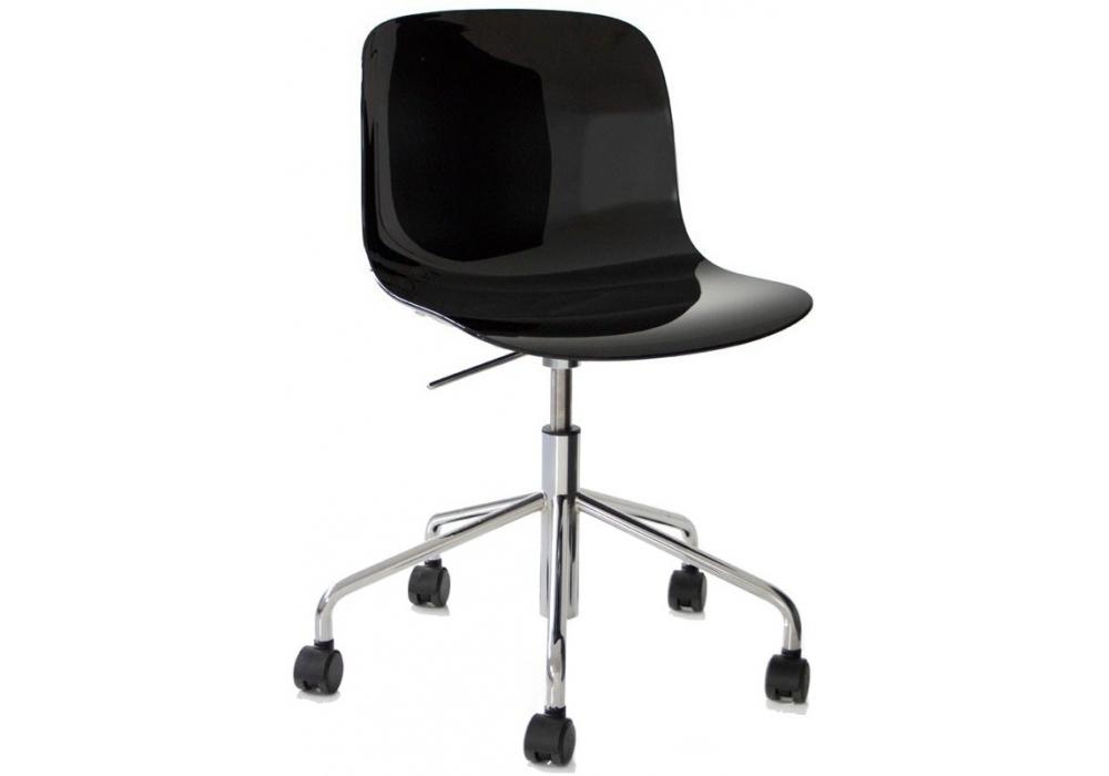 troy chair magis chaise pivotante sur 5 roulettes milia shop. Black Bedroom Furniture Sets. Home Design Ideas