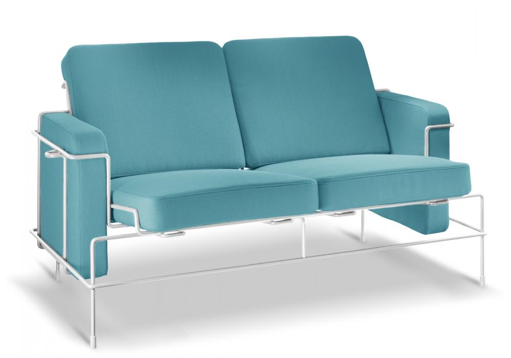 Traffic sofa 2 magis milia shop for Magis traffic