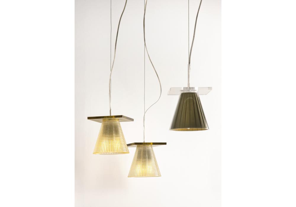 Light air lampada a sospensione kartell milia shop