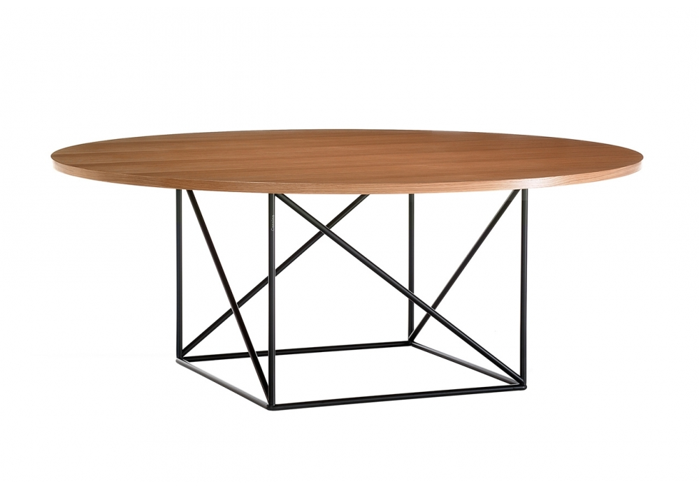 lc15 table de conf rence cassina milia shop. Black Bedroom Furniture Sets. Home Design Ideas