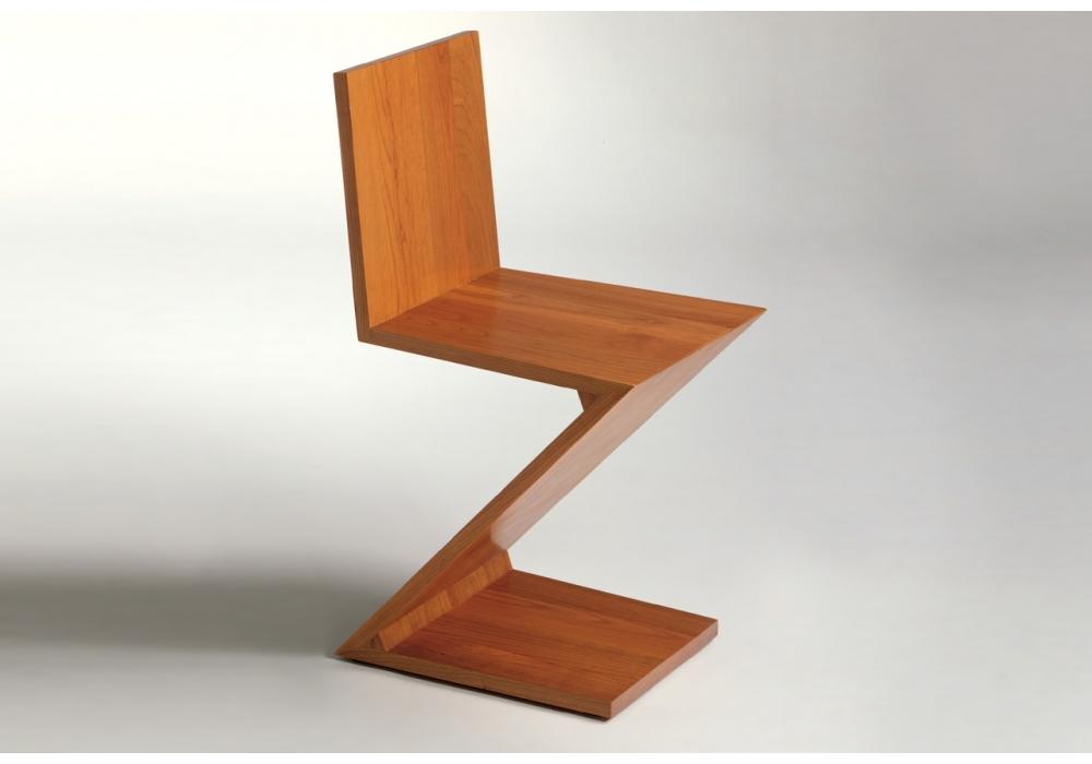 280 Zig Zag & 280 Zig Zag Chair Cassina - Milia Shop