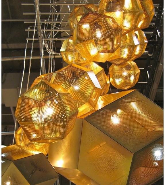Etch Tom Dixon Pendant Lamp