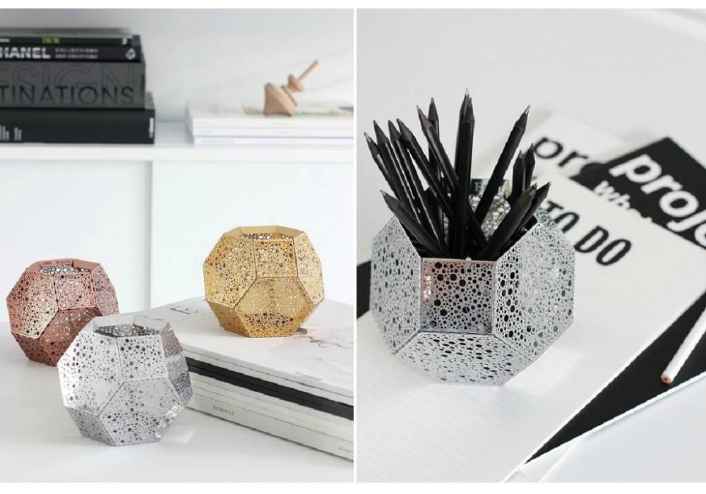 etch tea light holder tom dixon milia shop. Black Bedroom Furniture Sets. Home Design Ideas