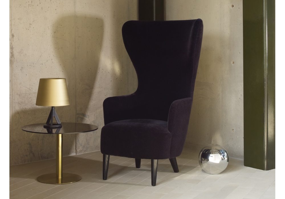 Wingback Chair Tom Dixon Milia Shop