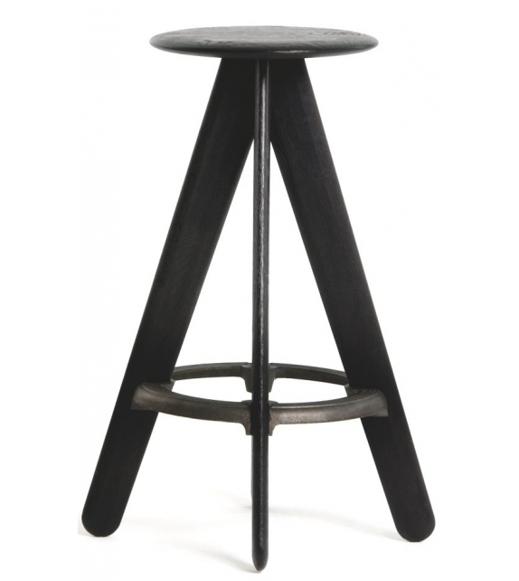 Slab Bar Stool Tom Dixon