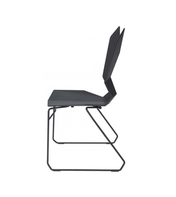 Y Chair With Sled Base Tom Dixon