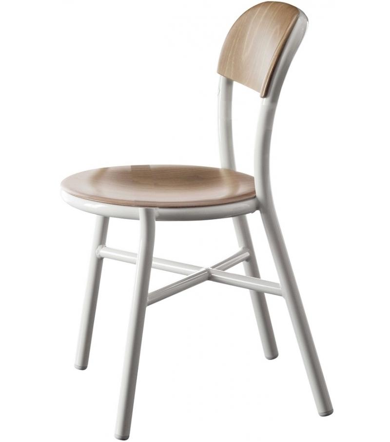 Pipe chair wood magis milia shop for Magis stuhl