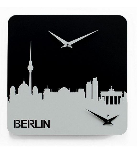 Time Travel Berlin Horloge Progetti
