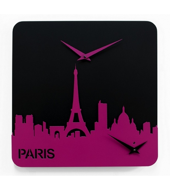 Time Travel Paris Horloge Progetti