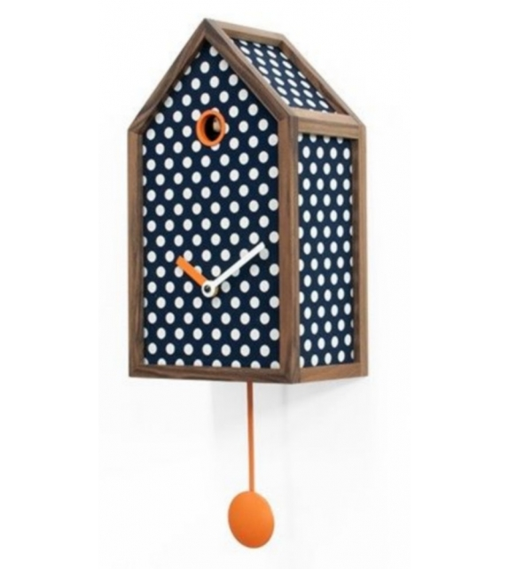 Mr Orange Horloge Progetti